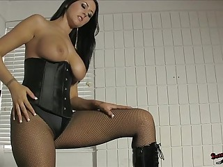 Give Your Balls to Alexis Grace Femdom JOI Castration