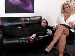 Ryan Conner Femdom and Ass Worship