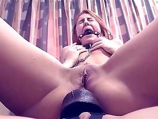 MIRA CUCKOLD - EXTREME HARD ANAL BITCH TRAINING
