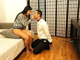 MIRA CUCKOLD - SEX SLAVE TRAINING