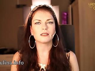 Sadistische Domina Lady Julina Wichssklaven Test JOI Orgasmus Kontrolle