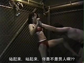 ?? Ballbusting (Chinese subtitles)