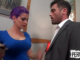 Caught With The Maid FEMDOM Ballbusting LANCE HART