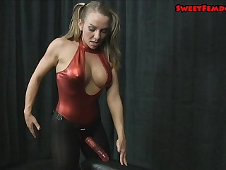 Dre Wants to Fuck Your Ass FEMDOM POV STRAPON